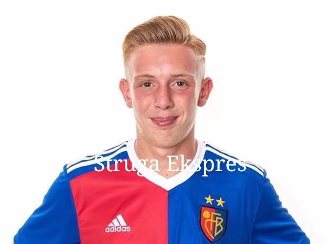 Enis Musai, mesfushori i talentuar nga Frëngova e Strugës që shkëlqen nê kombëtaren e Zvicrës dhe të Baselit