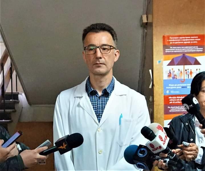 Vdes nga fruthi foshnja dhjetë muajshe në Maqedoninë e Veriut
