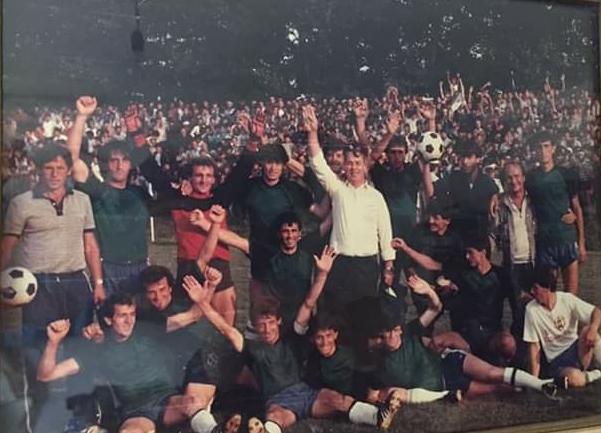 Nostalgji: KF.Veleshta në vitet 1981-1982 (FOTO LAJM)
