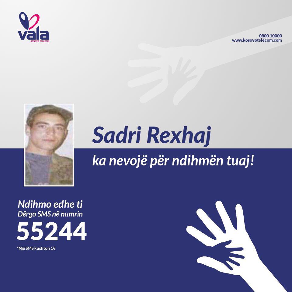 Urgjente: Ndihmoni ish ushtarin e UÇK-së, shpëto jetën e veteranit Sadri Rexhaj (FOTO)