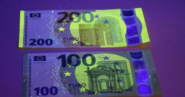 Ja si duken kartëmonedhat e reja 100 dhe 200 euro (FOTO)