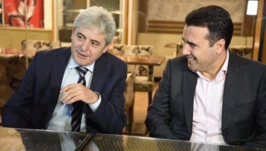 """""""FSHESA"""", varet nga takimi Zaev-Ahmeti"""