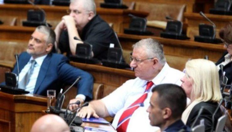 Çedomir Jovanoviq: Serbisë me Kosovën i duhet paqja, jo territori i saj