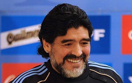 Arrestohet Maradona