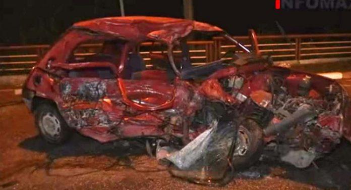 Sipas ekspertizës ku vdiqën 5 persona: Vetura ka kaluar në korsin e kundërt të rrugës