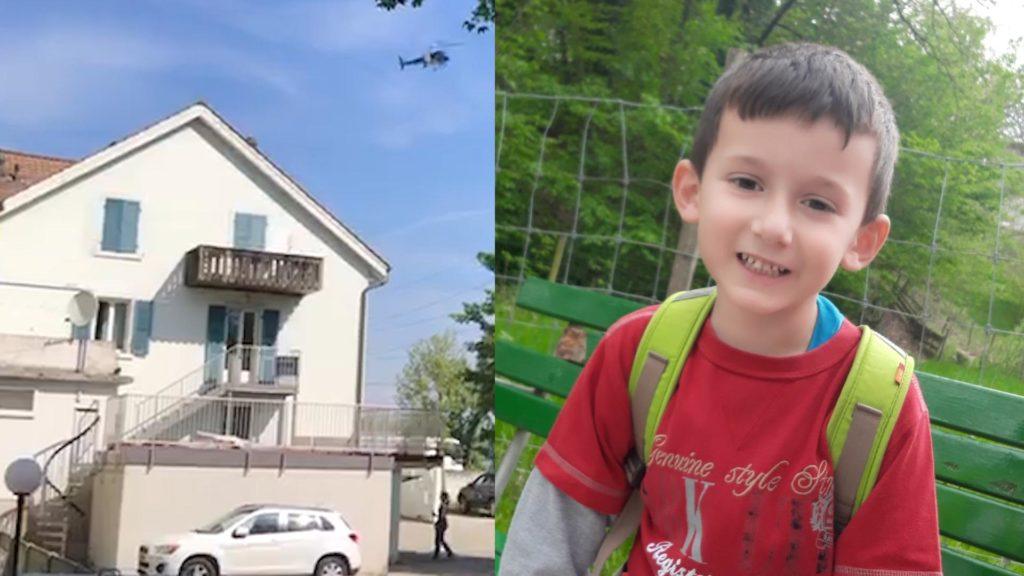 Zhduket 4-vjeçari shqiptar në Zvicër