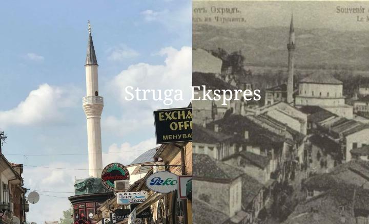 Portali maqedonas Maktel: Mos u frikësoni nga minarja në Ohër, ka ekzistuar para 100 viteve (FOTO)