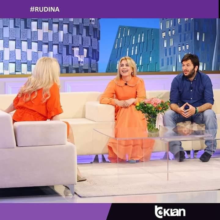 Olsa dhe Xheladin Poshka prezanton Strugën në Tv Klan te Rudina Magjistari (VIDEO)