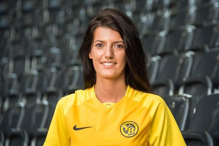 Zhduket Florijana Ismaili, futbollistja shqiptare e Zvicrës