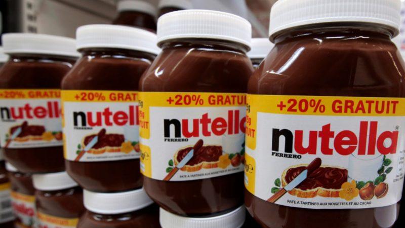 Pezullohet prodhimi i Nutella-së
