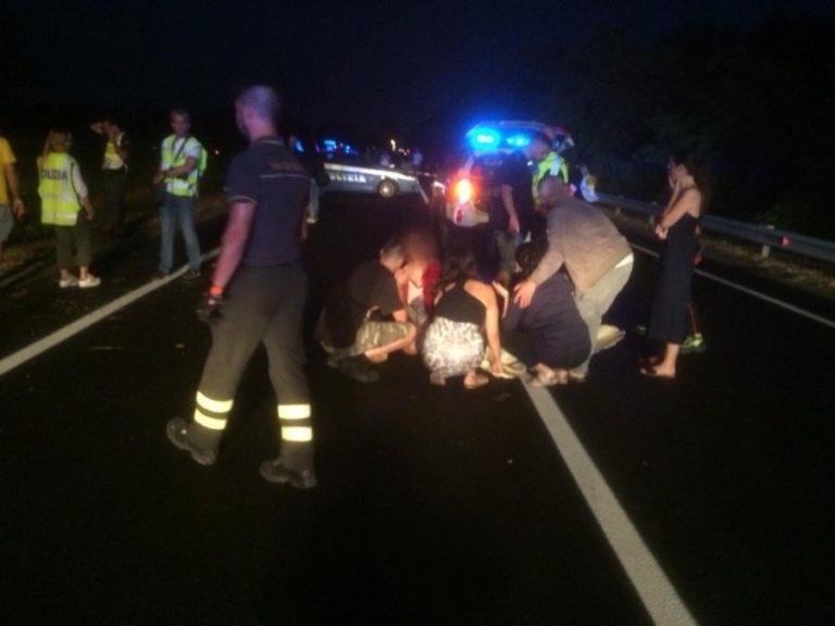 Tragjedi e madhe: Humbin jetën dy të rinj shqiptar nga aksidenti i tmerrshëm në Itali (FOTO)