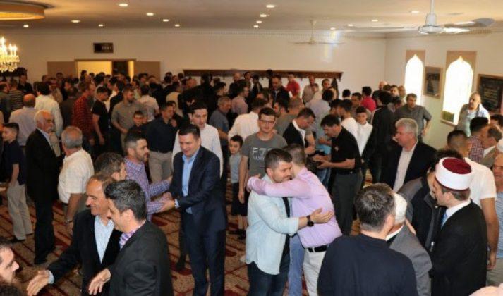 Myslimanët shqiptarë në Amerikë luten për Atdheun