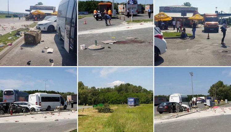 Tragjedi e madhe në Kroaci, kamioni shtyp për vdekje dy fëmijë (VIDEO)