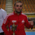 Alim Nasufi nga VeleshtaBoxing i cili përfaqëson Maqedoninë shpallet boksieri më i mirë i turneut (FOTO)