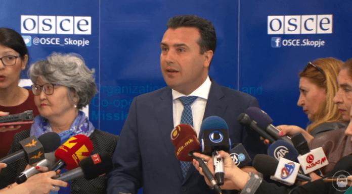 A do të qeverisë Zoran Zaev edhe me Aleancën dhe Besën?