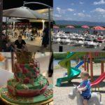 """""""Sharm Bar-Sweets"""", aty ku duhet të kaloni ditët e plazhit në Strugë dhe të porositni tortën tuaj të preferuar (FOTO)"""