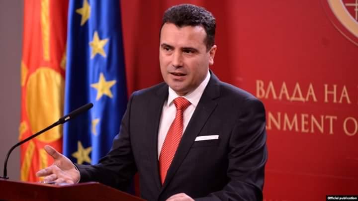 Zoran Zaev fton publikisht Ahmetin, Selën dhe Mickovskin në takim liderësh të premten