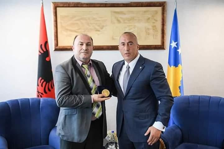 Haga çertifikon Ramush Haradinajn si Prijës të Shtetit Komb të shqiptarëve