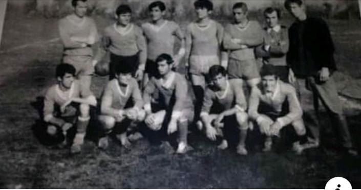 Nostalgji/ KF.FLAMURTARI i Ladorishtit në vitin 1967/68 (FOTO)