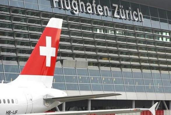 Në Zvicër anulohen disa fluturime si pasoj e motit të keq