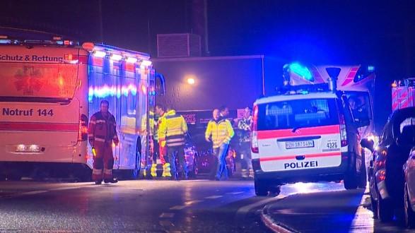 Vdes 42 vjeçari në Aargau, goditet nga kamioni