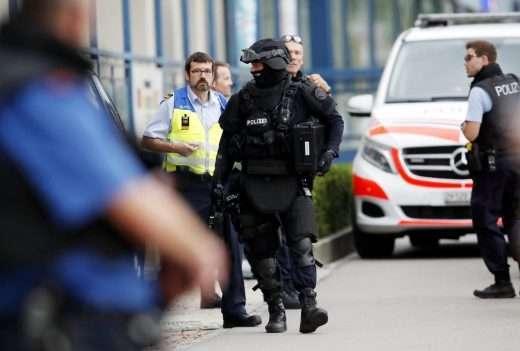 Policia e Zvicrës arreston shqiptarin për një vrasje të rëndë