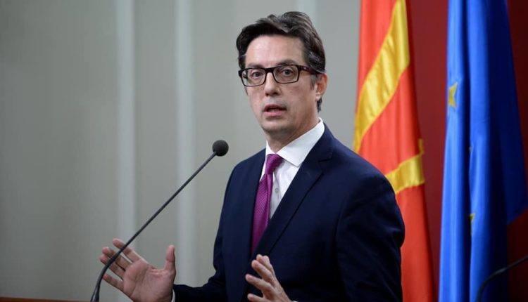 Stevo Pendarovski: Në tetor presim hapje të negociatave me BE-në