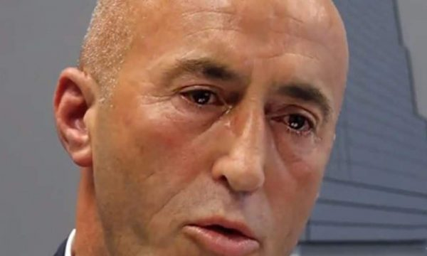 Momenti kur Ramush Haradinaj e shpall dorëheqjen befasuese (VIDEO)