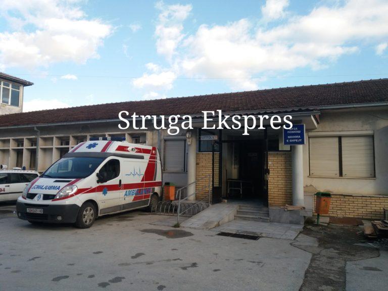 E dhimbshme: Vajza 3 vjeçare është sjellur e vdekur në spitalin e Strugës