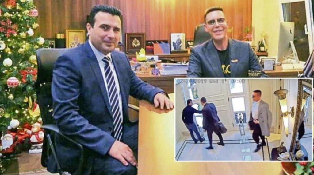 Zoran Zaev: Boki 13 përdori gënjeshtra për t'u treguar i fort para Kamçevit