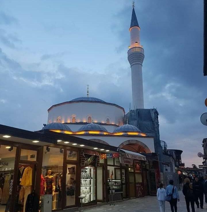 Pas shumë viteve, nesër falet namazi i Kurban Bajramit në xhaminë Ali Pasha në Ohër (FOTO)