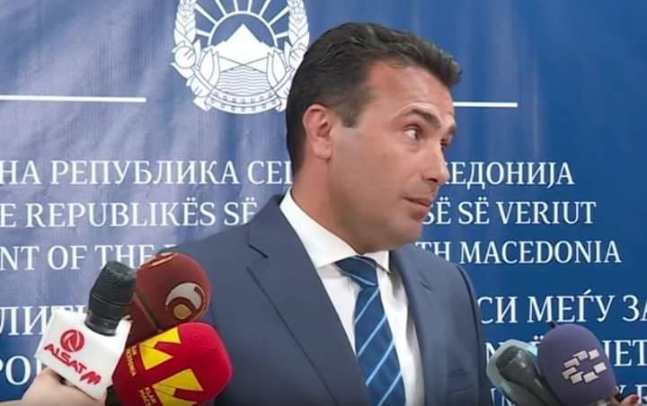 Zoran Zaev: Një pederast nuk mund ta rrëzojë dot Qeverinë (VIDEO)