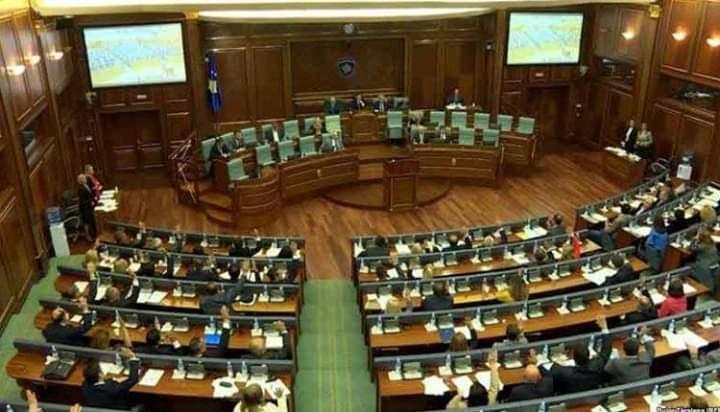 Me 89 vota shpërndahet Kuvendi i Kosovës