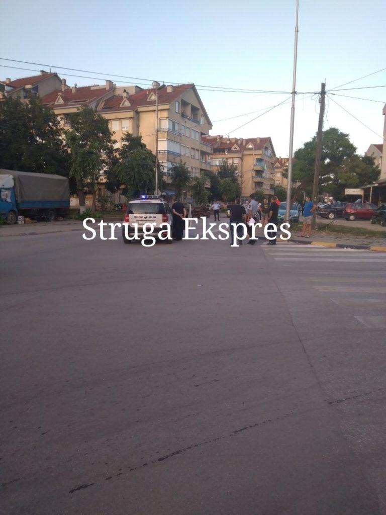 Lajmi i fundit: Makina përplas biçiklistin në Strugë