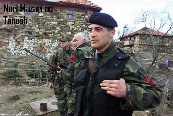 Busti i Komandant Struga-Nuri Mazari, do ta zbukuroj edhe më shumë qytetin e Strugës