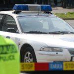 Greku sulmon policin në Maqedoni