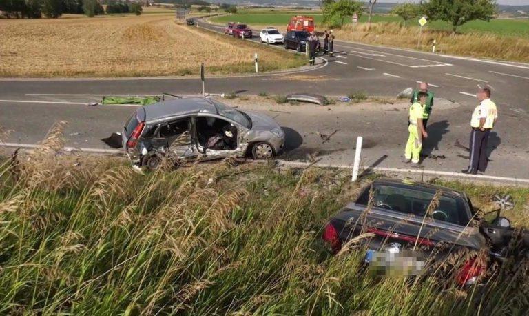 Tragjedi e rëndë: Familja serbe humb jetën në autostradën e Gjermanisë