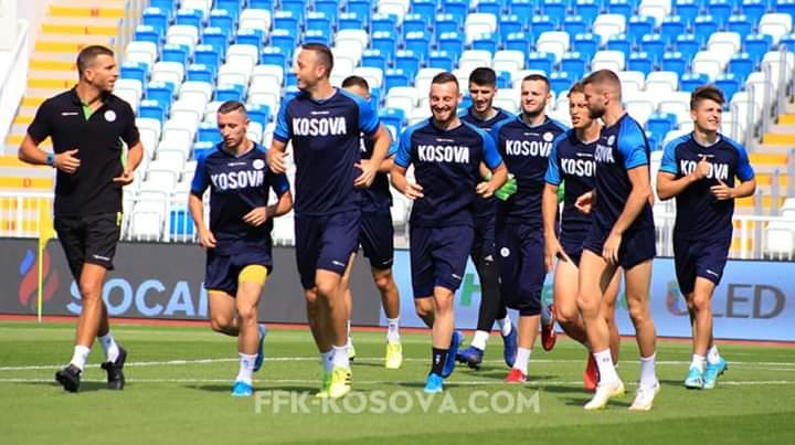Lajmi i fundit: Kosova mposht Çekinë, dardanët janë të parët në grupin A
