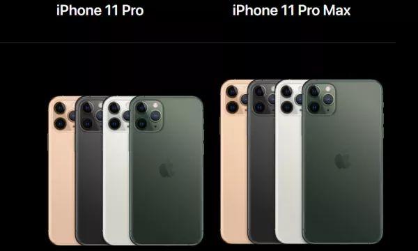 Këto janë çmimet në Evropë dhe SHBA të iPhone 11 Pro dhe iPhone 11 Pro Max (VIDEO)
