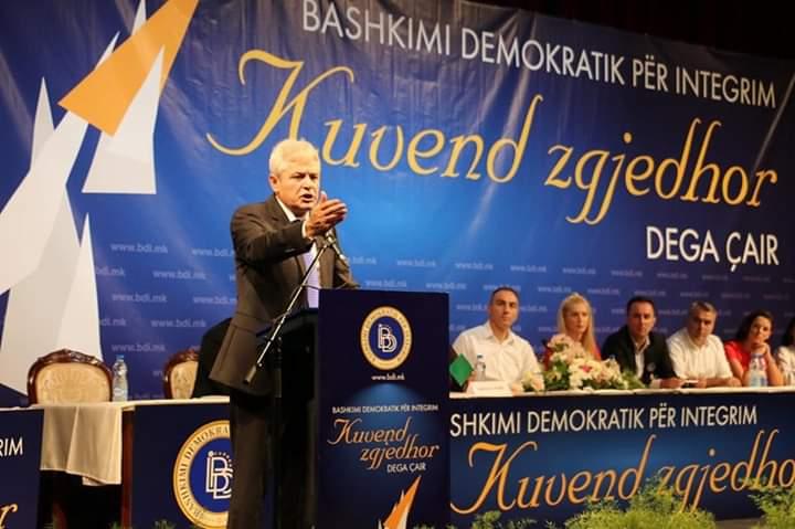 Ali Ahmeti flet pas zgjedhje në Kosovë