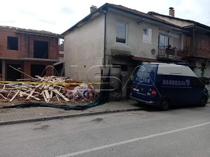 Komuna e Ohrit filloi me rrënimim e objekteve pa leje në Ohër (FOTO)