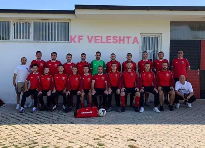 FC.Veleshta e fiton edhe KF.LIRIA nga Gërçari me golin e Dielli Kaba