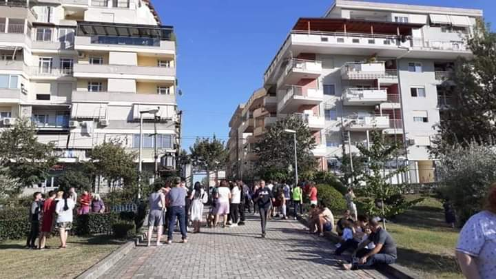 Lajmi i fundit: Tërmeti përsëri e drodhi Durrësin