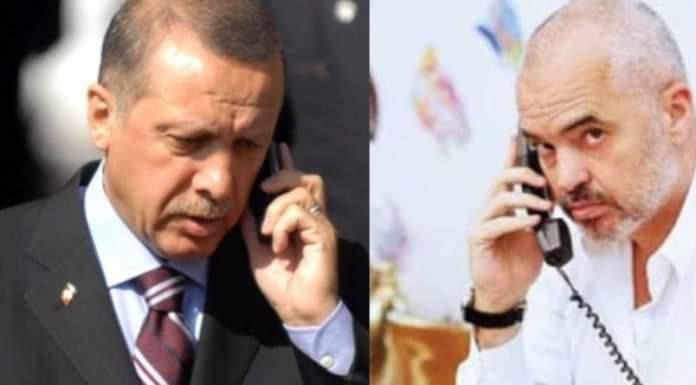 Turqia i ofroi ndihmë e para Shqipërisë nga tërmetet