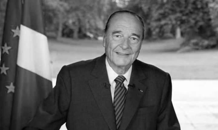 Vdes ish-presidenti i Francës, Jacques Chirac