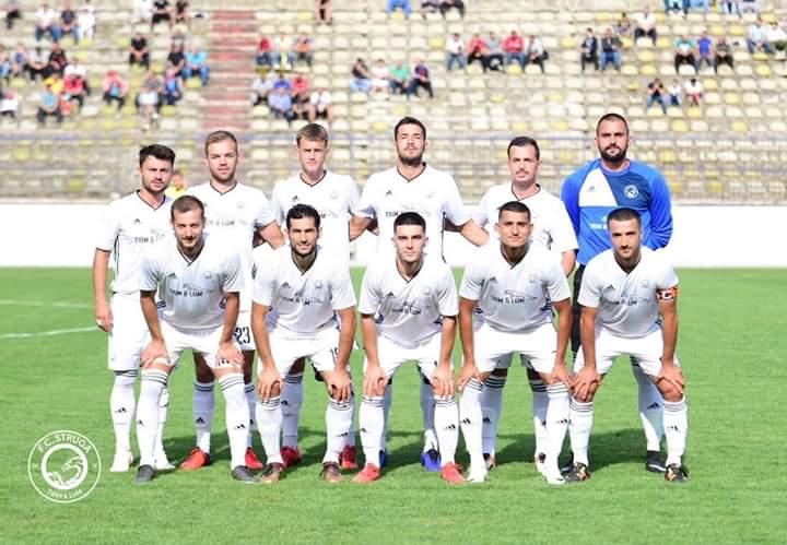 """Nesër të gjithë në stadium në përkrahje të ekipit strugan/ FC.Struga """"Trim&Lum"""" – FK.Makedonija GJ.P."""