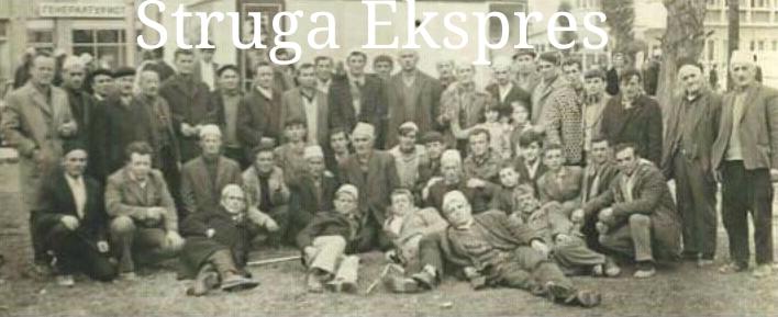 Koha kur i gjithë fshati Frëngovë përcillnin vendasit e tyre për në shërbimin ushtarak (FOTO)