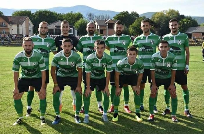 FC.Llabunishti e para në tabelë, sot e mposhti ekipin Vardar Forina nga Gostivari (FOTO)