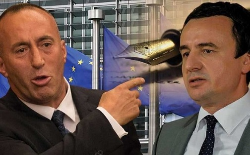 Ramush Haradinaj: Nuk bëj koalicion me Albin Kurtin!