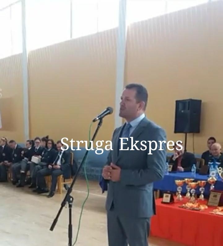 """Izmit Nura hap turneun Ndërkombëtar të Karatesë në Strugë, i 16-ti me radhë i organizuar nga K.K """"DRINI""""-Strugë"""